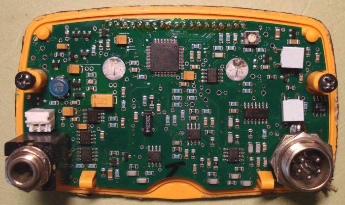 Schema Elettrico Per Metal Detector : Ремонт garrett ace